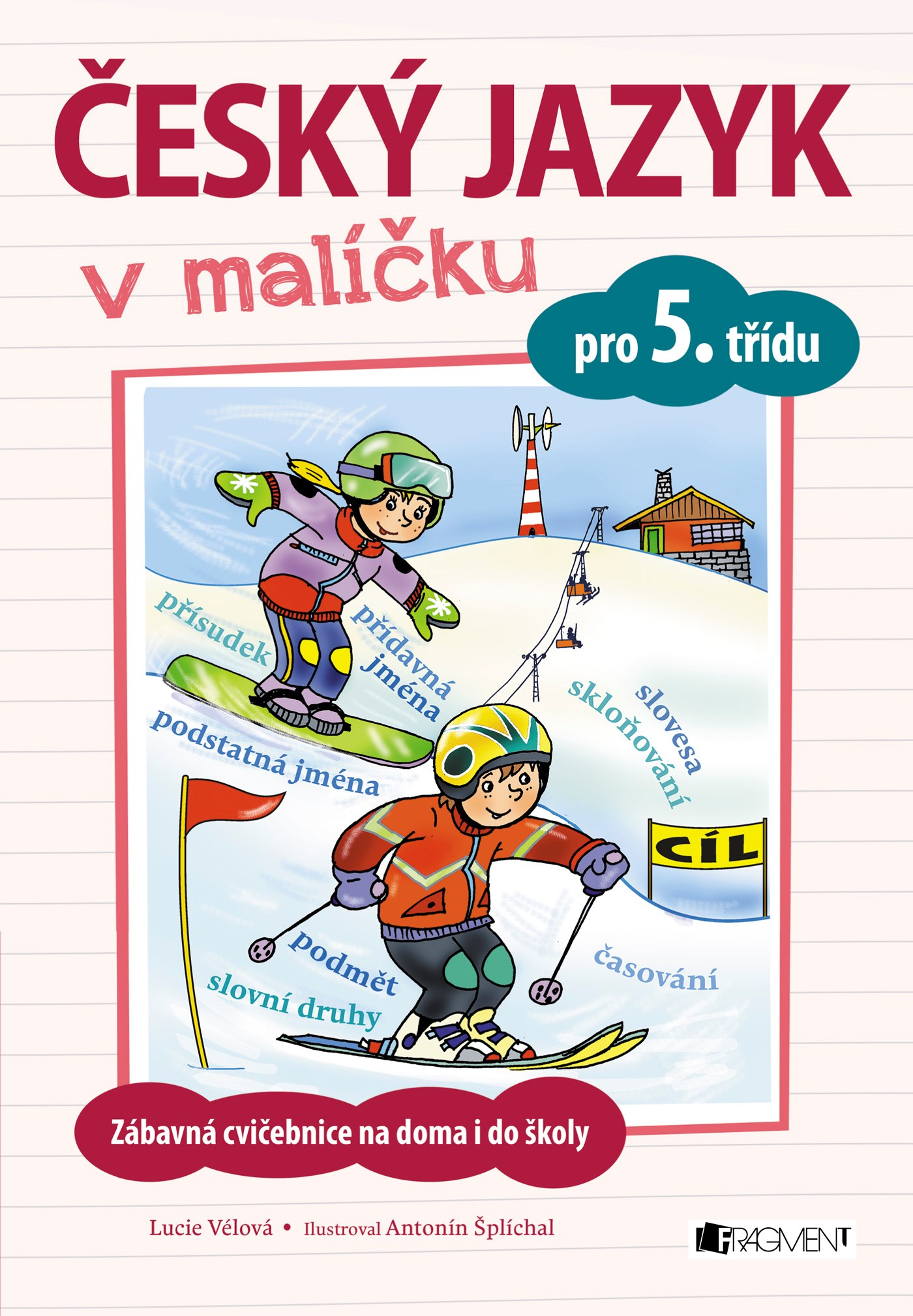 d305d498e4 Český jazyk v malíčku pro 5. třídu