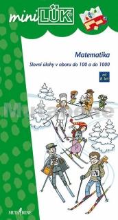 Matematika - Slovní úlohy v oboru do 100 a do 1000